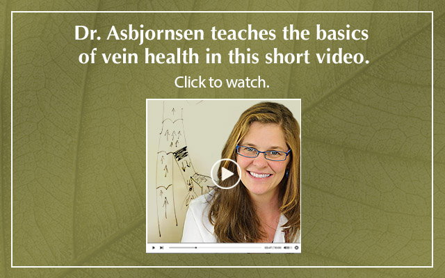 Basics of Vein Health - video